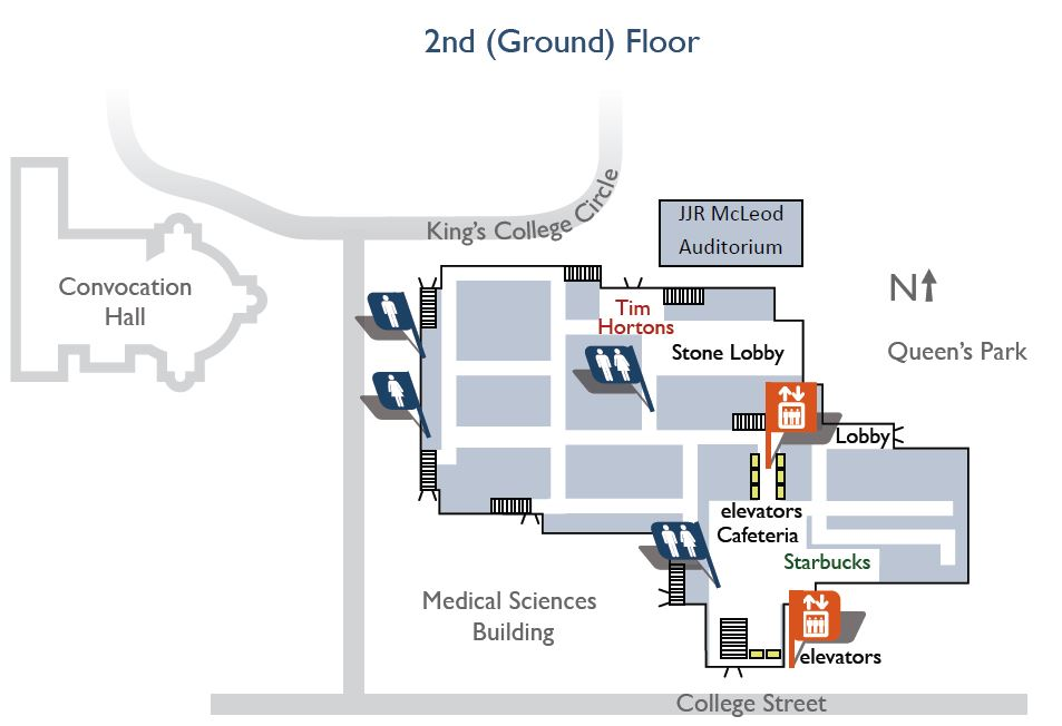 MSB - Ground Floor